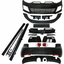 Bodykit Stoßstangen Schweller vorne für VW Golf VI 6 5K1 Bj. 08-13 R20 Optik