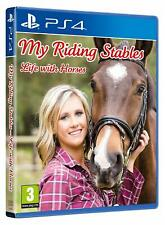 Ma circonscription écuries-vie avec les chevaux (PlayStation 4)