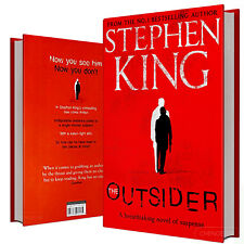 The Outsider by Stephen King - Hardback - 2018