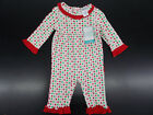 Infant  Toddler Girls Gabiano 1pc  2pc Polka Dot Pajamas Size 3 Months - 3