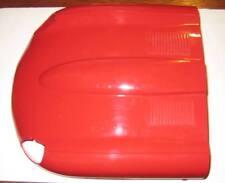 1964 Monogram Jaguar E-Type XK-E Coupe 1/8 Scale  Bonnet/Hood Red