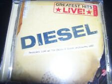 JOHNNY DIESEL / Mark Lizotte Greatest Hits Live (Australia) CD – New