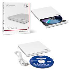 MASTERIZZATORE ESTERNO LETTORE LG/HITACHI DUAL LAYER USB DVD CD/RW[GP57EW40]