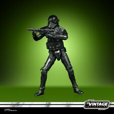 Death Trooper Carbonized Graphite Figure VINTAGE Collection Star Wars TVC LOOSE