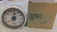 Mercury Mariner Smartcraft Calibrador Tacómetro 0-8000 Rpm 79-879903-K11.