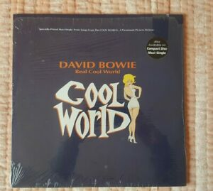 "DAVID BOWIE  Real Cool World 12""  MAXI Vinyl"