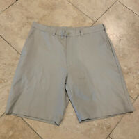 Men's Ben Hogan Performance Khaki Shorts Size 34