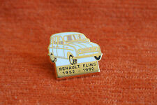 13525 PIN'S PINS RENAULT AUTO CAR FLINS 4 4L