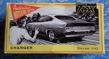 Trax TR11 Valiant Charger green