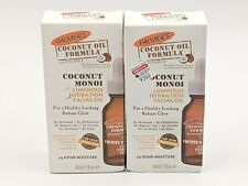 PALMERS COCONUT MONOI LUMINOUS HYDRATION FACIAL OIL RADIANT GLOW 1 FL.oz (2X)