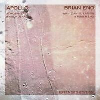 Brian Eno - Apollo: Atmospheres And Soundtracks [CD] Sent Sameday*