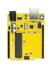 What's Next? Yellow WN00001 Microcontroller Board Based On The ATmega328 Arduino