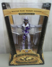 WWF WWE DEFINING MOMENTS Macho Man RANDY SAVAGE Wrestling New In Package