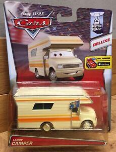 Disney Cars Deluxe Larry Camper Mattel