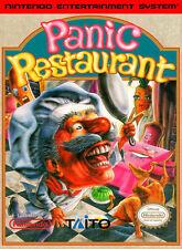 RARE Panic Restaurant (Nintendo Entertainment System, 1992) NES CARTRIDGE