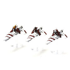 ELDAR 3 windriders jetbikes #1 WELL PAINTED Warhammer 40K craftworlds