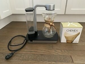 CHEMEX Coffee Maker+Box Of Filter's-Pre Owned-Work's Great-Rare-Hard To Find