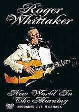 Roger Whittaker - New World In The Morning (DVD, 2010)