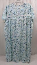 Women's Croft & Barrow Nightgown 2X
