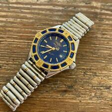 BREITLING LADY J REF. D52065 GOLD AND STAINLESS STEEL LADIES WATCH 100% GENUINE
