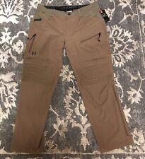 Under Armour Ridge Reaper Raider Poly Bayou Hunting Pants Men Sz 32x32 $180 NEW!