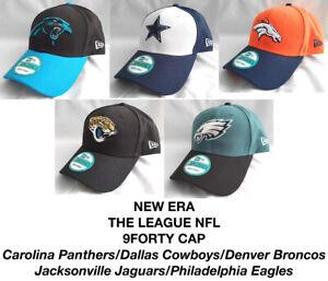 NEW ERA THE LEAGUE NFL 9FORTY ADJUSTABLE CAP - Assorted Teams