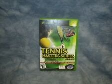 Tennis Masters Series 2003 (Microsoft Xbox, 2003)     [Complete]