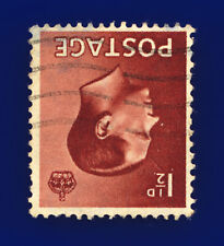 1936 Sg459Wi 1½d Red-Brown (Wmk Inv) Spec P3a Good Used cloe