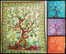 Floral Bohemian Tapestry Wall Hangings