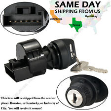 IGNITION KEY SWITCH For Polaris RZR 4 800 S 800S 900S 1000 XP Turbo 3 Position