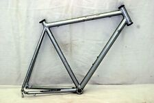 Shimano Bike Frame Touring Road M 56cm 24 Speed Vintage Headset Commuter Charity