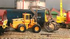 VOLVO Timber afferrare Loader L180C ATLAS Motorart 1:87 / / OO / 00 modello per OTA Vagone