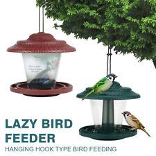 Dispenser cibo per uccelli da appendere mangiatoia per uccelli selvatici
