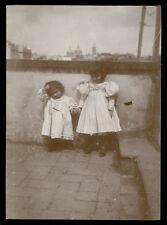 fotografia d'epoca albumina fine '800 BAMBINO-CHILD-KIND-ENFANT 16