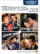 TCM Greatest Films Hitchcock Thriller 0883929082162 DVD Region 1