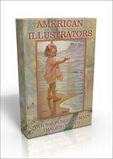 American Illustrators - 500 public domain images on DVD.  Jessie Willcox Smith!