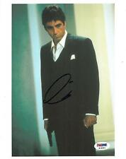 Al Pacino Signed Scarface Authentic Autographed 8x10 Photo (PSA/DNA) #K16911