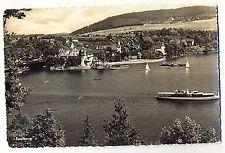 E 107 - Blick auf Saalburg, 1960 gelaufen