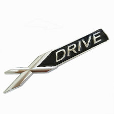 BMW xDrive Emblem Sticker BMW X Drive Badge Decal Cover Logo Decoration 3D Metal