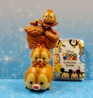 3 DALE Tsum Tsum Mystery Nuts Stack Stand Disney Vinyl VERY RARE