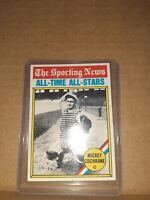1976 Topps Baseball All Time All Stars #348 Mickey Cochrane