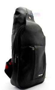 New Men Sling Bag Backpack Anti-Theft Chest Pack Cross Body Shoulder Messenger