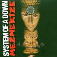 Mezmerize - System Of A Down CD COLUMBIA