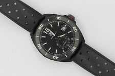 Tag Heuer Black FORMULA 1 Watch Mens WAZ2112.FT8023 $3K AUTOMATIC MINT CALIBRE 6