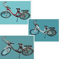 New 26'' 6163 Modern City Ebike Electrical Bicycle Bike 36V 10AH Lithium Battery