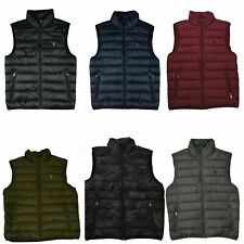NEW Polo Ralph Lauren Men's Down Packable Puffer Vest Jacket