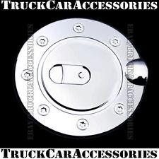 For CADILLAC Escalade 1999 2000 2001 Chrome Fuel Gas Door Cover Cap Chromed USA