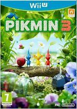 Pikmin 3 Nintendo WII U Video Game Original UK Release