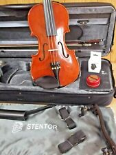 3/4 STENTOR CONSERVATOIRE VIOLIN SUPERB QUALITY  GREAT CONDITION + FREE TUNER