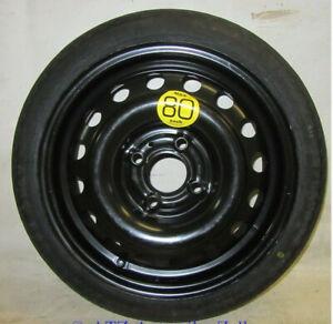 Nissan Micra K12 Notrad 4x14ET10 Firestone T105/70R14 84M Neuwertig